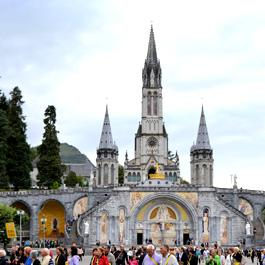 Basilica of Lourdes Our Lady of the Rosary