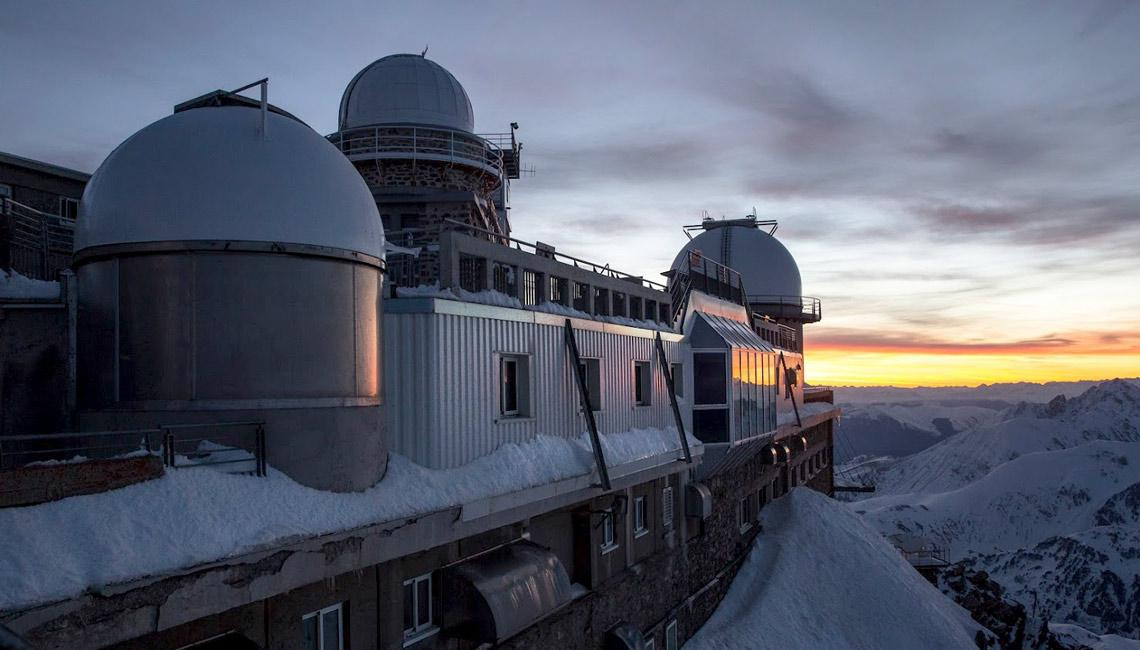 The Observatory of the Pic du Midi de Bigorre