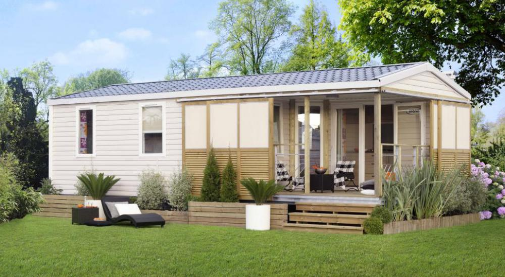 Le Soléo 3 Mobil-home Confort Luxe